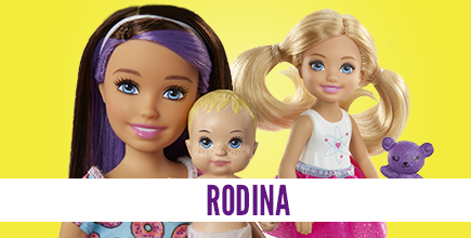 barbie rodina