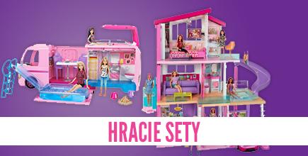 Barbie hracie sety