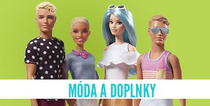 barbie moda a doplnky