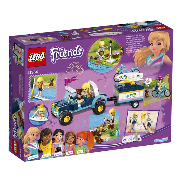 LEGO Friends 41364 Stephaniina bugina apríves