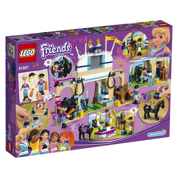 LEGO Friends 41367 Stephaniina parkúrová dráha