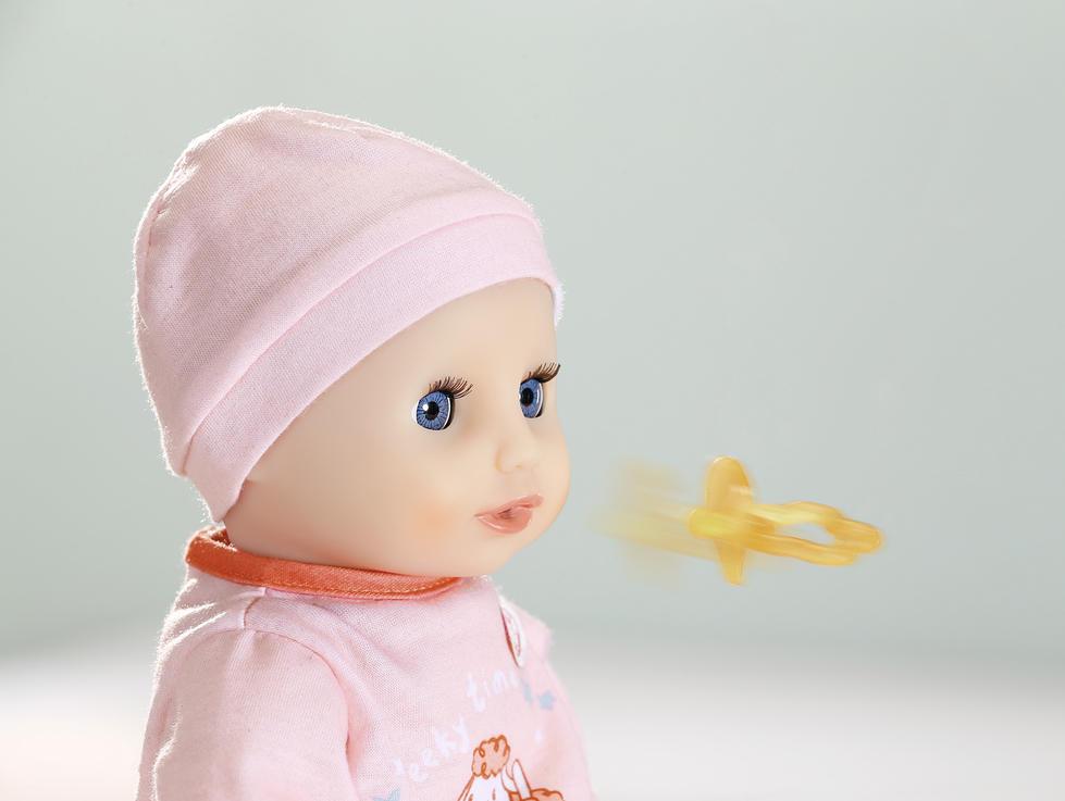Zapf Creation Baby Annabell 703304 Rozpustilá Annabell ...