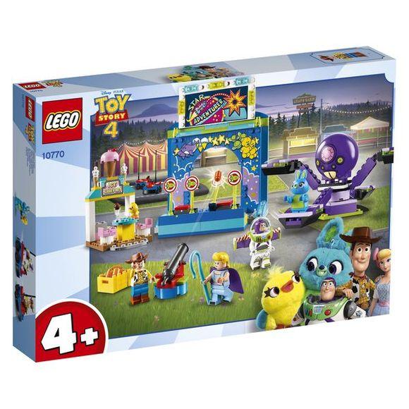 LEGO Toy Story 4 10770 Buzz a Woody v lunaparku